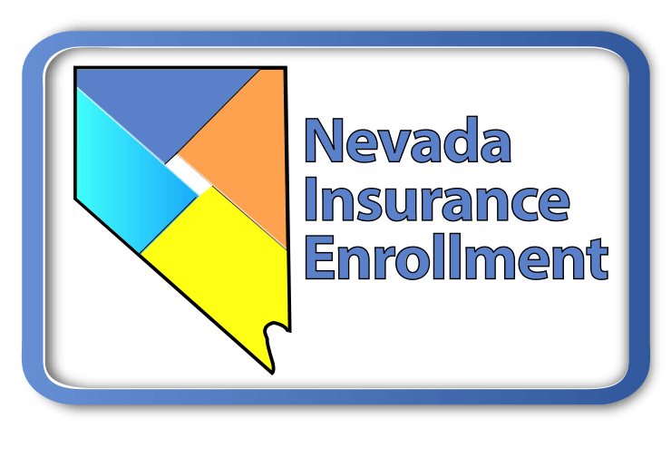 Logo for Nevada Insurance Enrollment. Insurance Agency in Las Vegas, NV.