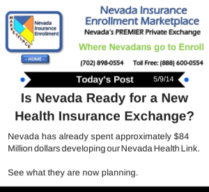Post 5-9-14 | NV ready for a New Health Insurance Exchange?