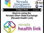 Post - Back To Using The Nevada Silver State Exchange (Nevada Health Link)