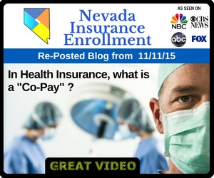 RePost - What is a Health Insurance Co-Pay