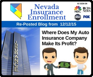 RePost - Where Does My Auto Insurance Company Make Its Profit