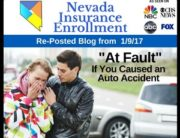 RePost - At Fault. If You Caused an Auto Accident