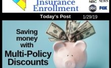 Post - Saving Money On Auto Insurance with Multi-Policy Discounts