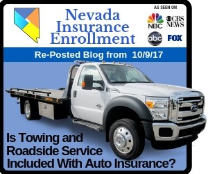RePost - Is Towing and Roadside Service Included With Auto Insurance