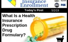 Post - What Is a Health Insurance Prescription Drug Formulary?