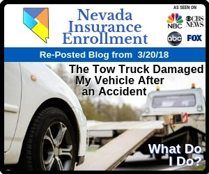 RePost - The Tow Truck Damaged My Vehicle What Do I Do?