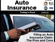 Post - Filing an Auto Insurance Claim: The Pros and Cons