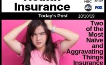 Post - Two of the Most Naïve and Aggravating Things Insurance Agents Hear