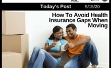 Post - How To Avoid Health Insurance Coverage Gaps When Moving Out-of-State