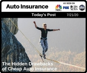 Post - The Hidden Drawbacks of Cheap Auto Insurance