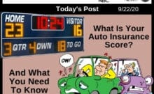 Post - What Is Your Auto Insurance Score And What You Need To Know