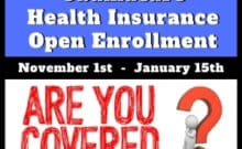 2021 Obamacare Health Insurance Open Enrollment
